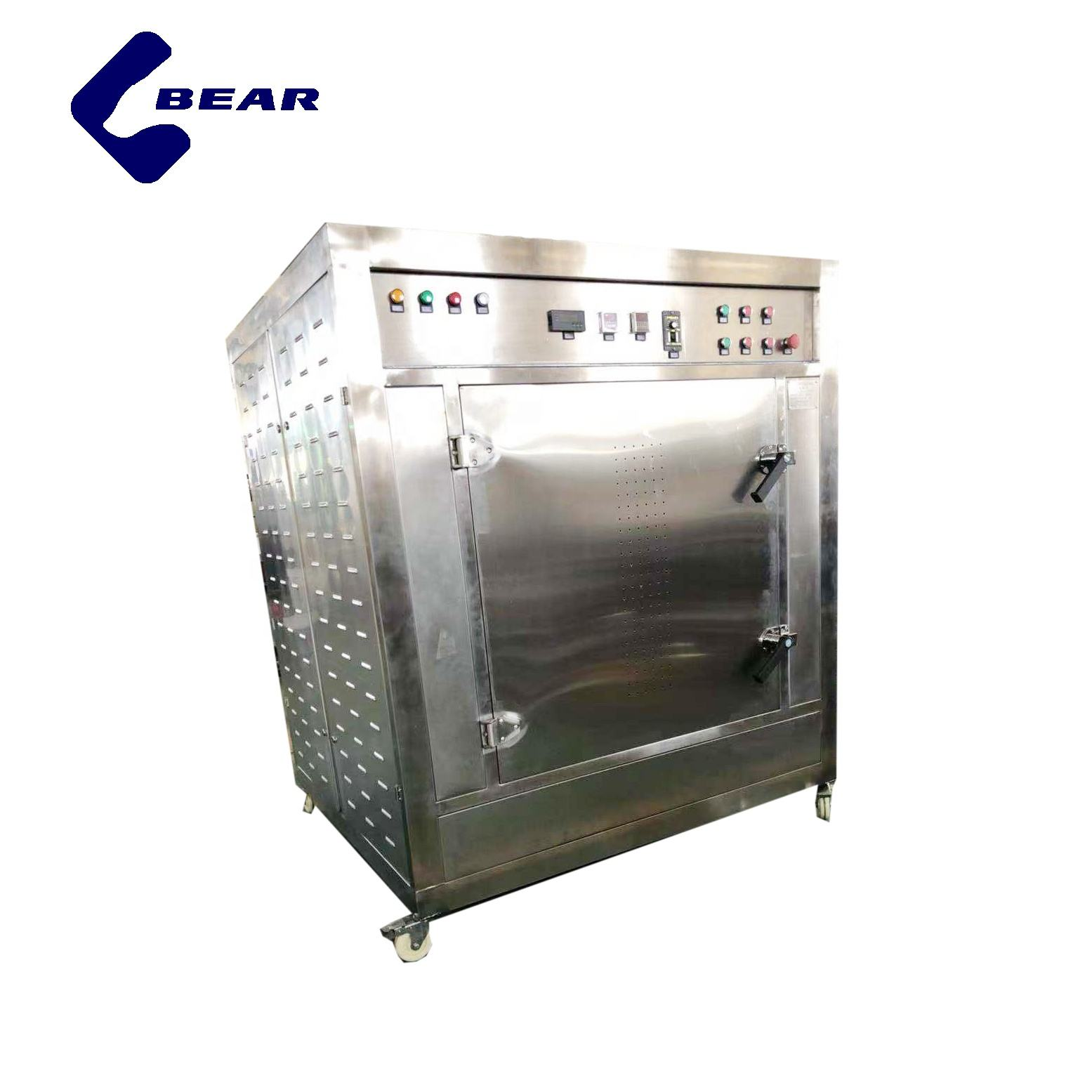 Great quality fish drying machine industrial microwave dryer kiln foods drying cabinet egg tray dryer fruits drying machine