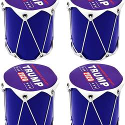Cheering Drums Noisemakers Trump 2020 Election Stuff Thunder Sticks Supporting President Election