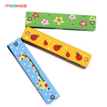 Children's Instrument Education with Multi-tone Harmonica, Children's Toys, Gifts, Free Delivery Interest Development