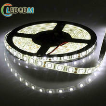 High Lumen Epistsr LED SMD5050 Silicone Waterproof LED Strip Light 12V White Color for Indoor and Outdoor Decoration Light