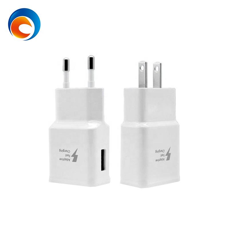 7100 1A Android Mobile Phone Charger Universal Wireless Home Charger for EU/US Chargers For Mobile Phone