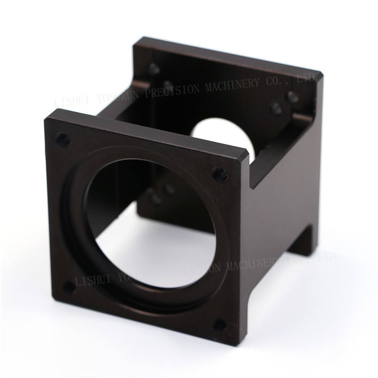 Aluminum alloy Motor Mount Bracket for Nema 23 57 Stepper Motor Mask Machine Accessories