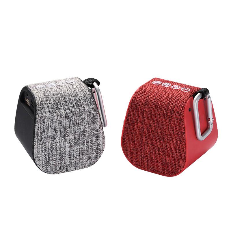 Irregular 5Hours working time Take Shower speaker handle design mini bluetooth speaker Use Outdoor