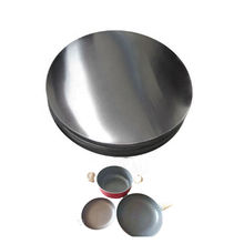 Cheap price of custom household utensils use aluminum circle disks