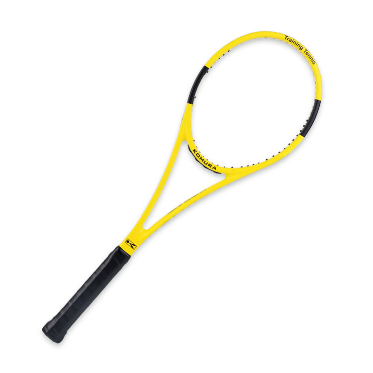 Wholesale Frame Weight 290g carbon fiber Training tennis racket Squash Racket