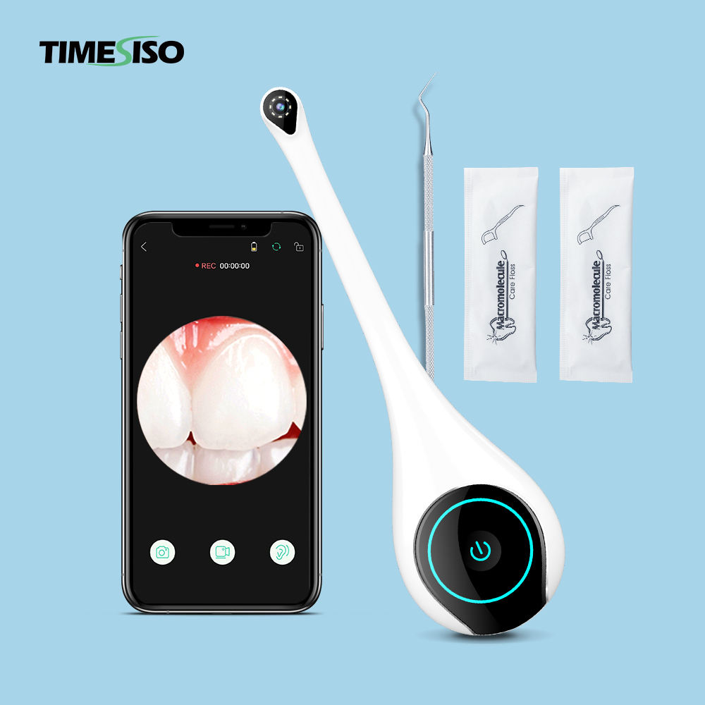 Neue modell T5 0,3-1cm visuelle wifi handheld video tragbare dental kamera intraorale endoskop intra oral kamera für mund
