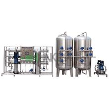 6000 liter Reverse osmosis water treatment system RO purified mineral drinking water filter processing machine