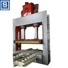Wood cold press machine woodworking machinery