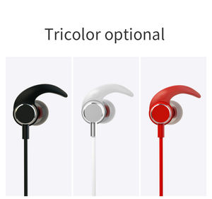 Hot Sale 3.5Mm Universal Mobile Handsfree Neckband Wireless Earphone With Mic
