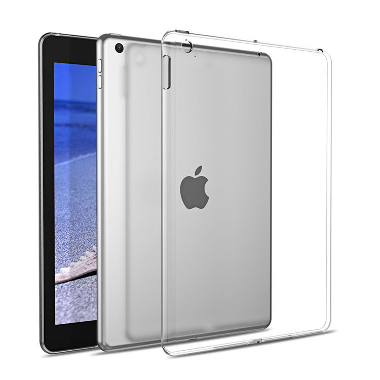 XINGE Ultra-Thin Crystal Clear Soft Tpu Case Cover For Apple New Ipad 10.2 Case