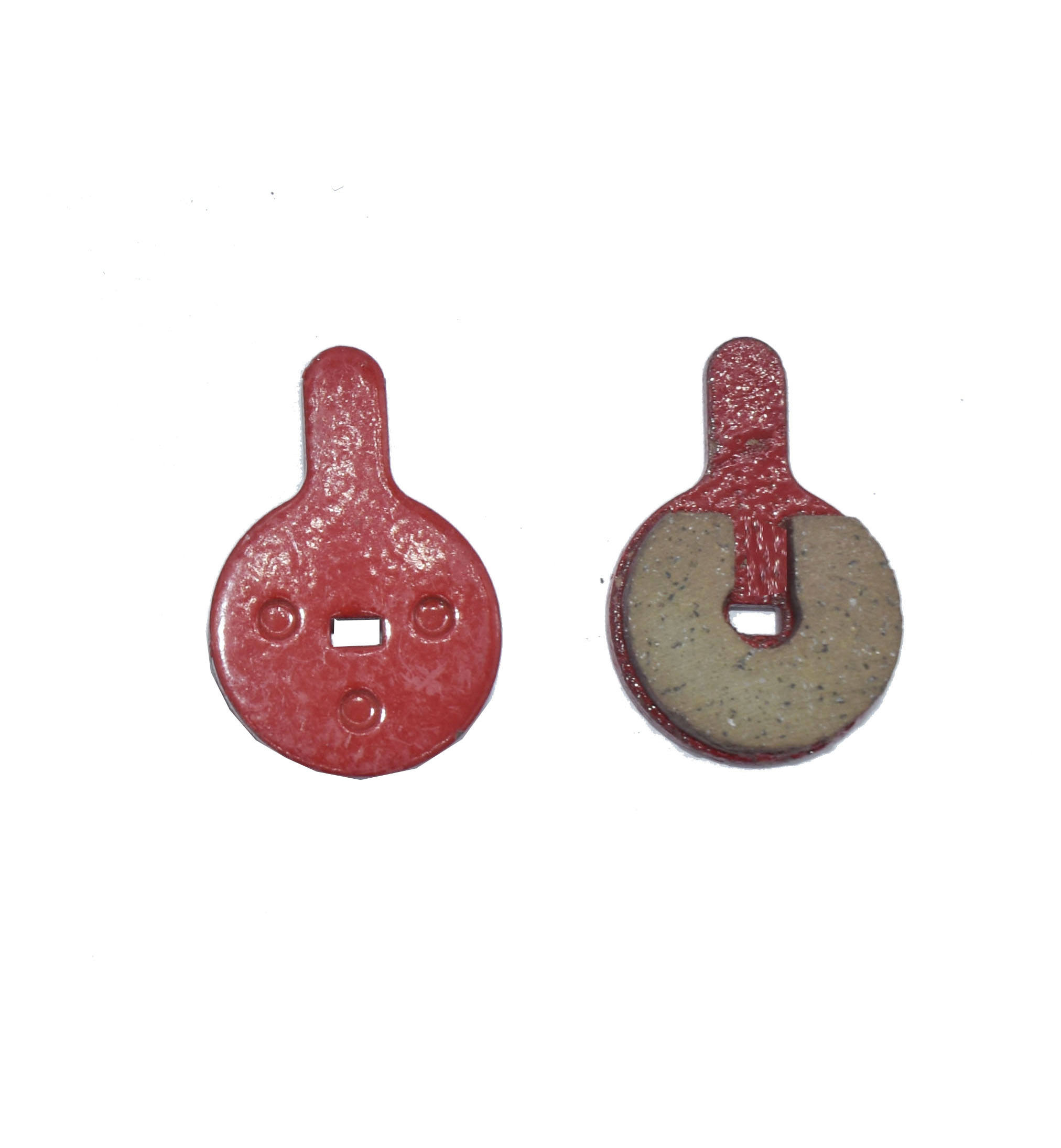China factory Semi Metal Resin bicycle Disc Rotor Braking Pads Bicycle Brake Pad bicycle disc brake pad