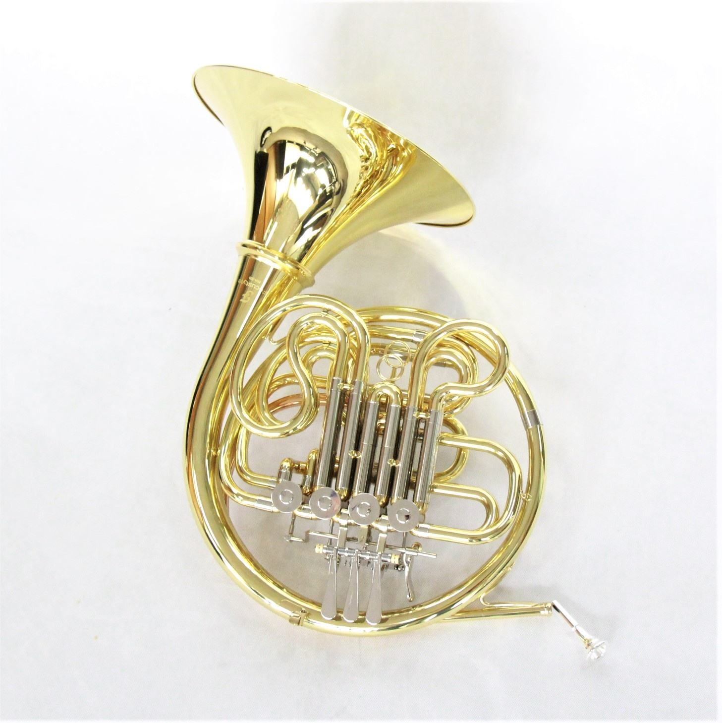Chinese high end brass instruments F/Bb Tone French Horn professional 4 Keys Detachable Double French Horn