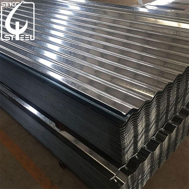 Hot Dipped Galvanized Steel Roofing Materials Price List