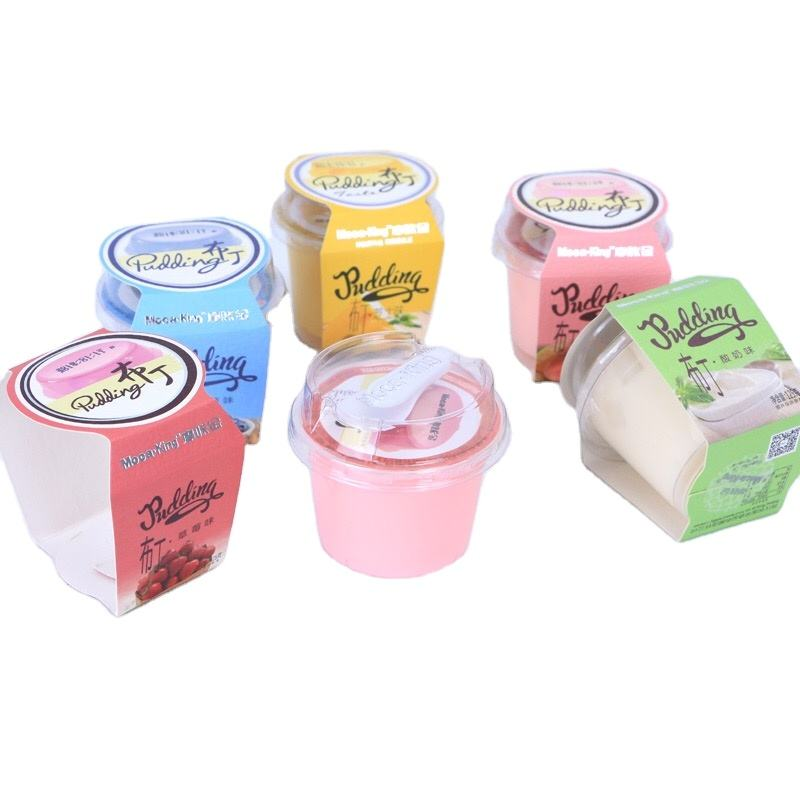 Wholesale Various flavors of low-calorie 0-fat mixed mini fruit jelly pudding