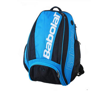 Custom 2020 tennis bag multifunctional shoulder mesh bag men and women professional sports backpack