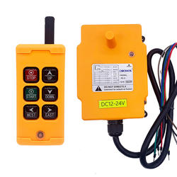 HS6 Industrial wireless remote control for hoist and crane