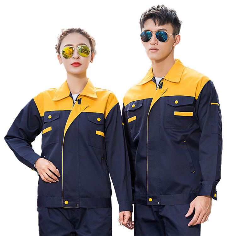 factory Custom Jacket Trousers Suit White Job man Painter Work wear Factory selling