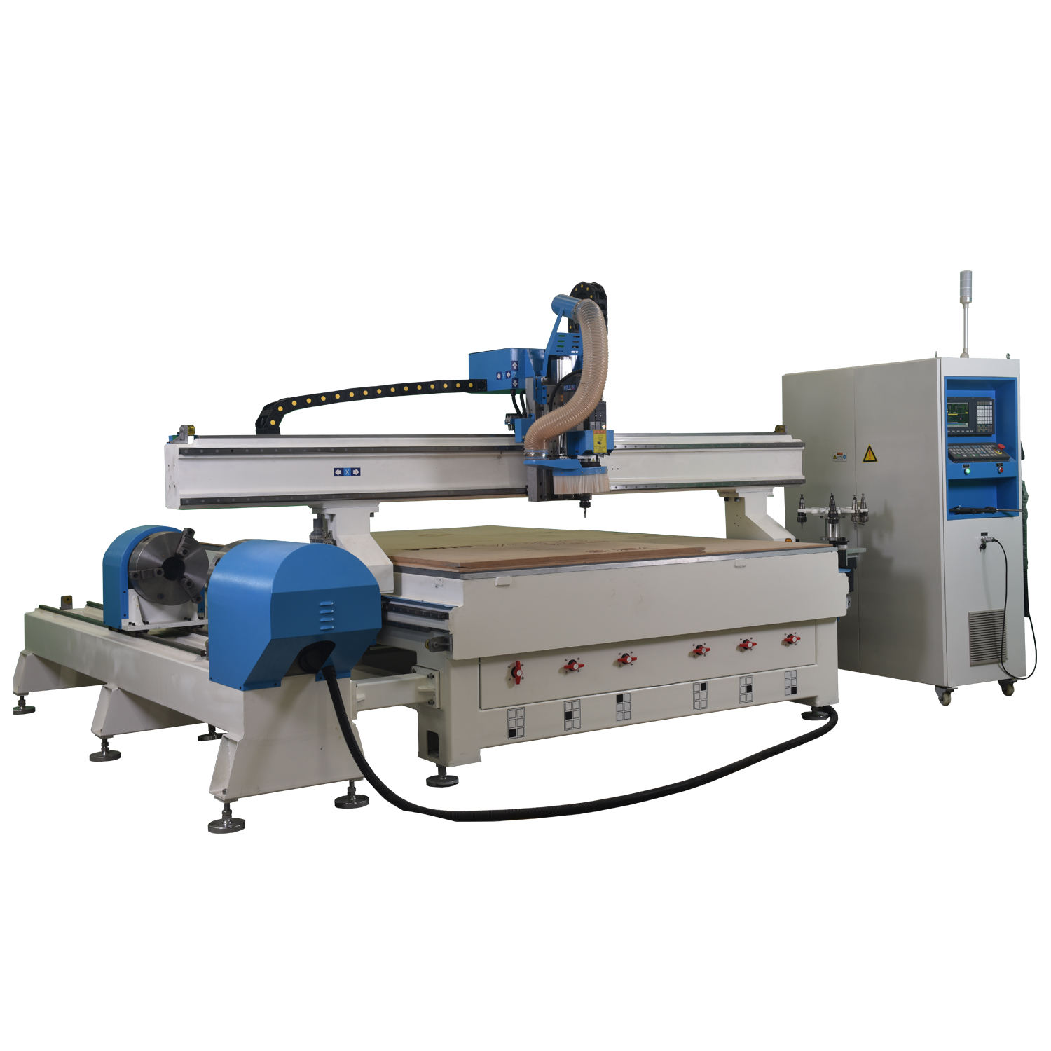 SUDA 1325 1530 2040 CNC Woodworking Machinery MDF Furniture Equipment Wood Milling Carving Cutting CNC Router Machine Price