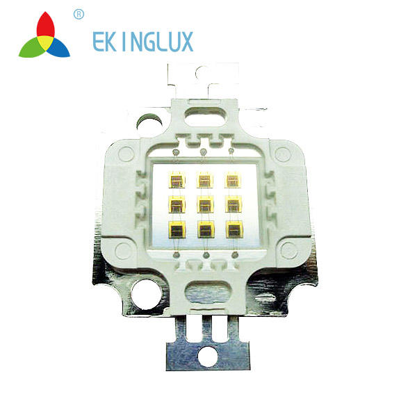 Led ad alta potenza array led ir 720nm 850nm 920nm 940nm 10w di alto potere epistar chip a infrarossi cob led
