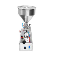 Bespacker semi-automatic small bottle sauce yogurt beer filling machine