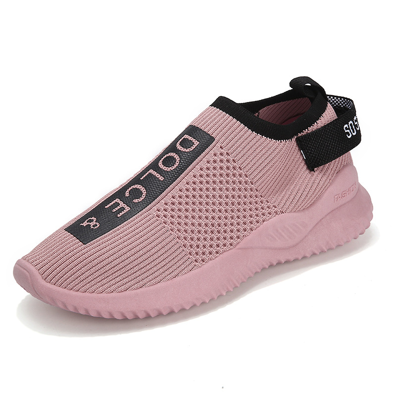 Female 2020 plus size student non-slip breathable running casual women sneakers