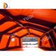 YUQI Custom Outdoor portable inflatable emergency first aid hospital tent inflatable medical tent