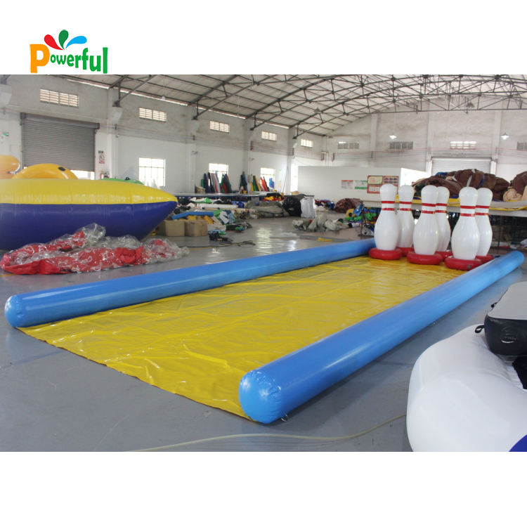 China Factory supplies cheap slip n slide / mini inflatable water slide / slide the city