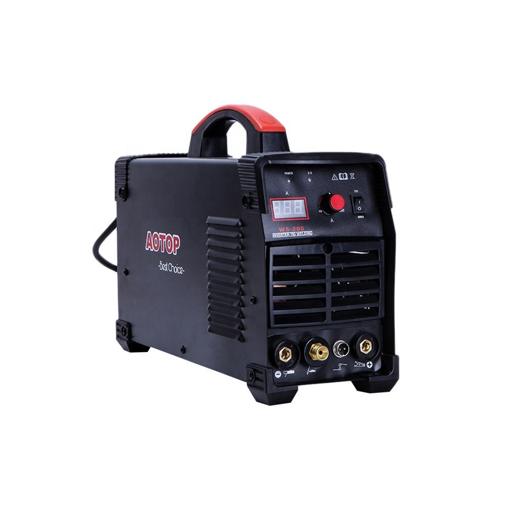 Economic WS inverter welding equipment argon gas tig welding 250A 1pcb circuit diagram