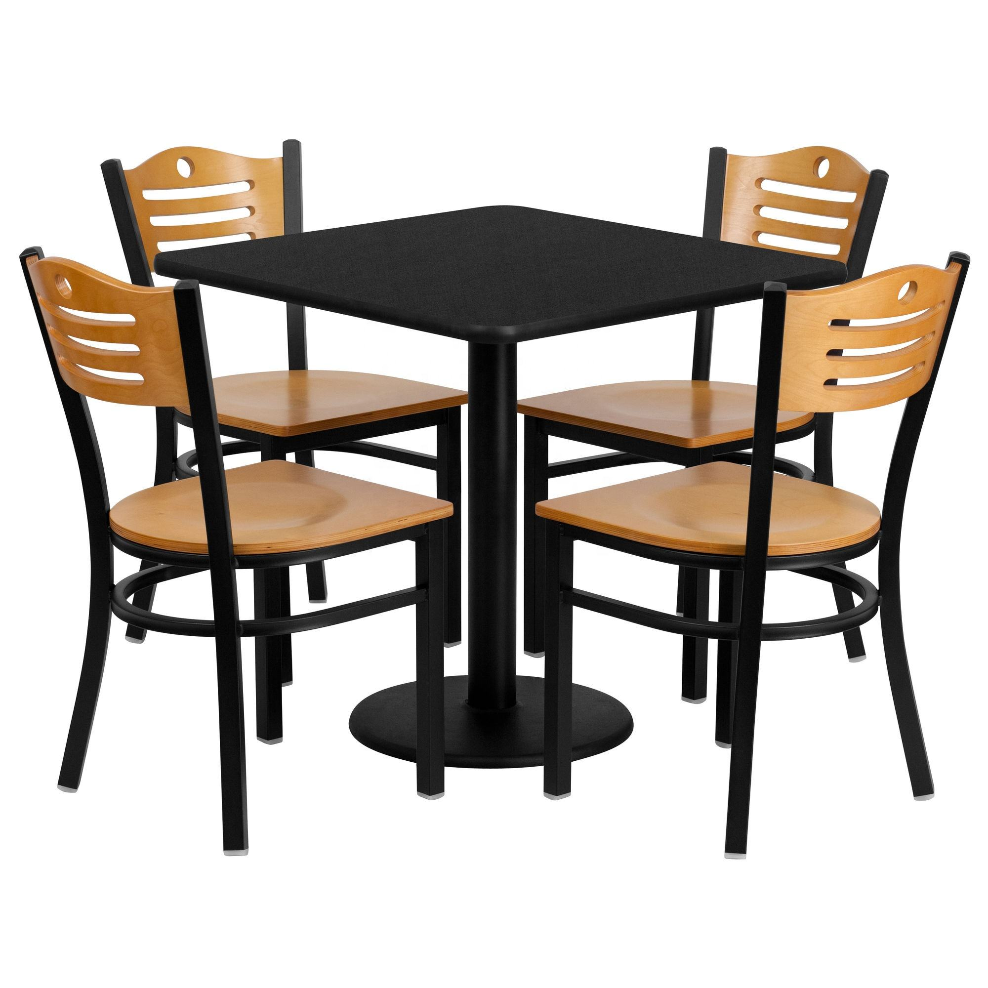Price of used tables and chair for restaurant