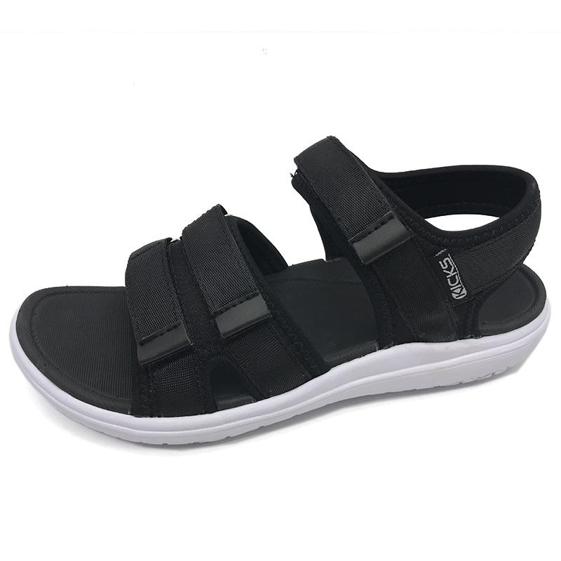 comfortable summer ladies fancy flat sandals in china