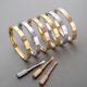 Wholesale fashion brands jewelry 316L stainless steel bracelet