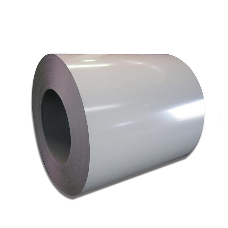 Dx51d Color Coated PPGI Steel Roll Prepainted Galvanized Steel Coil ror Building Material