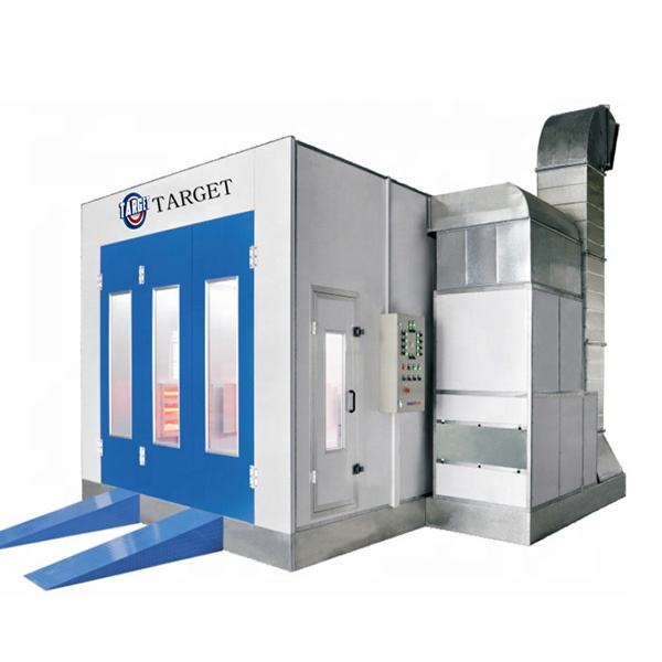 CE approved spray booth used paint booth/car painting machine