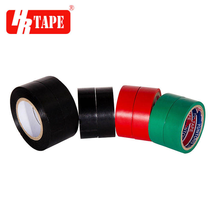 Custom Jumbo Roll Insulating Cheap Pvc Electrical Tape