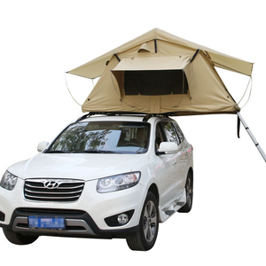 Playdo manufacturers rooftop tent 3-4 person aluminium car 4x4 camping roof top tent