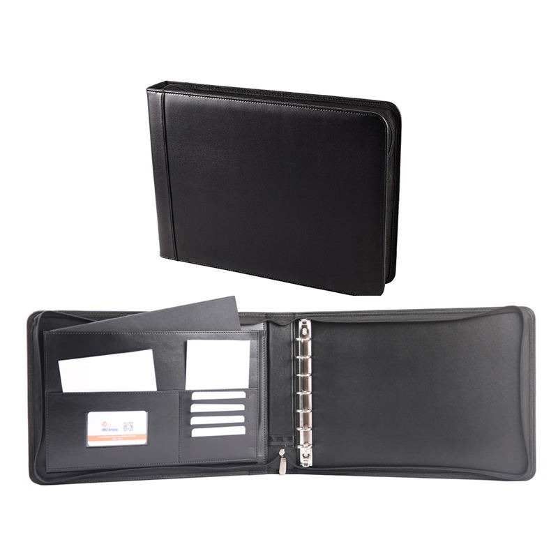 Wholesale Can Hold 600 Checkbook 7 Ring Binder Portfolio
