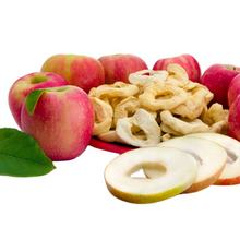 Freeze dried apple slices bulk Chinese origin direct selling without adding green organic FD apple slices snack dried fruit