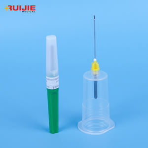 Safety Disposable Blood Collection Needle Holder