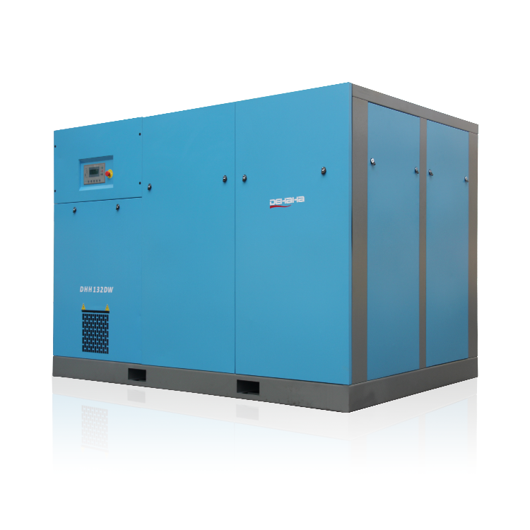 kaishan 132kw 175 hp two stage water cooling IR Air Compressor