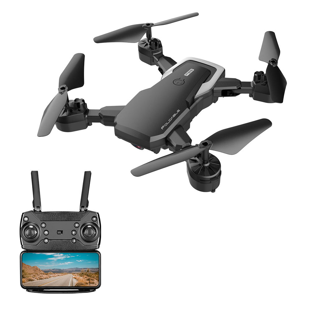 F85 Rc Drone 4K Hd Camera Professional Aerial Photography Helicopter 360 Degrees Flip Foldable Quadcopter