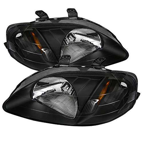 Car Parts Applyに1999 2000 For Honda Civic Headlights Head Light Lamp