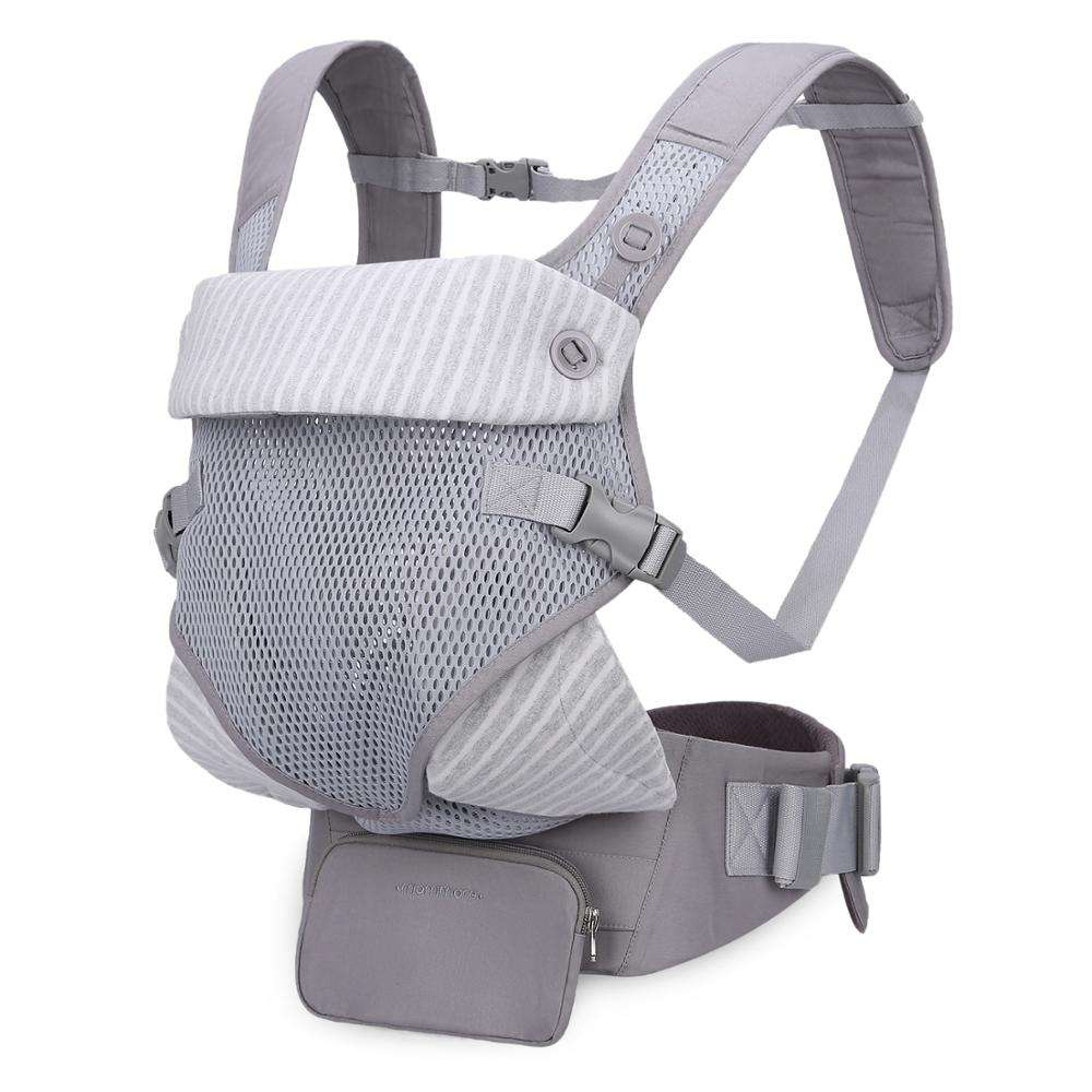 Comfortable breathable safety sling new born baby wrap carrier wholesale