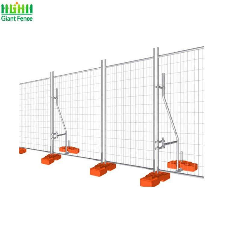Australia Standard Building Removable Event Fence Panel Construction Site Mobile Temporary Fence