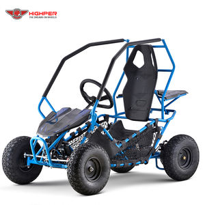 1000W 36V Kids Off Road Go Karts, 1 Zits Mini Buggy Speelgoed Elektrische Go Kart, mini Buggy
