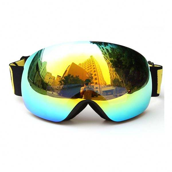 Anti Fog Google Dustproof Antifog Frameless Adult Mini Spherical Skiing Glasses Cheap Custom Snow Hologram Ski Goggles Mold
