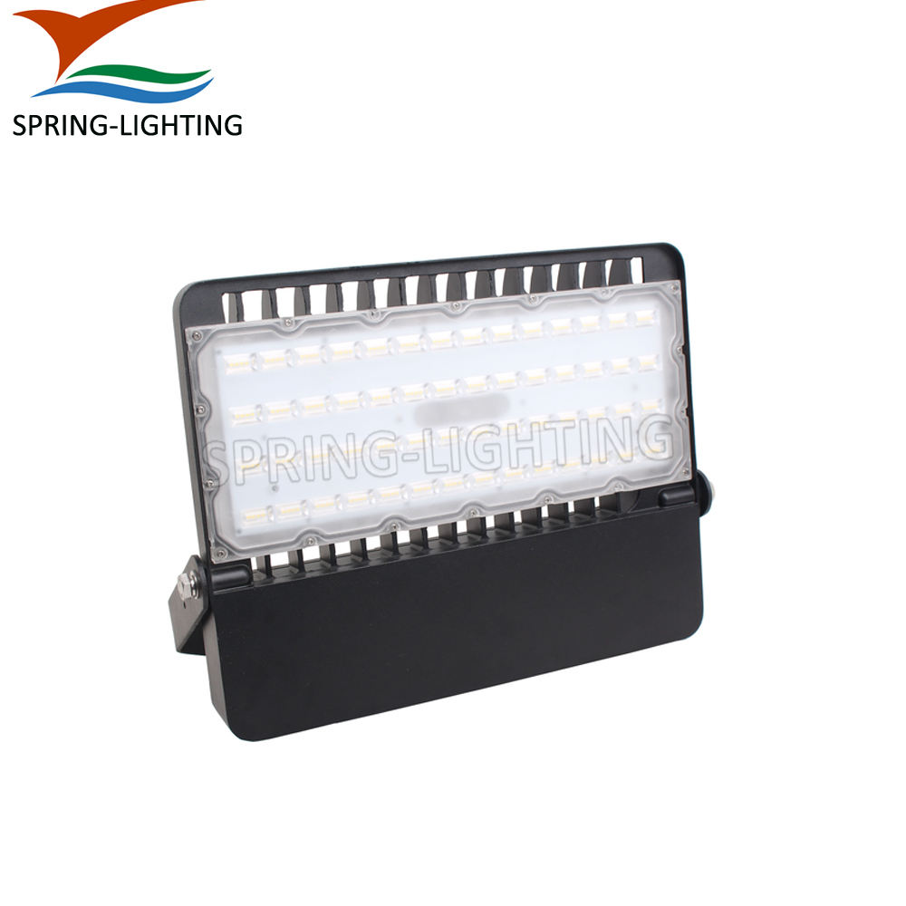 UL E476588 50W Outdoor LED flood light dimmable LED flood lamp fitting base ball courts high pole Light
