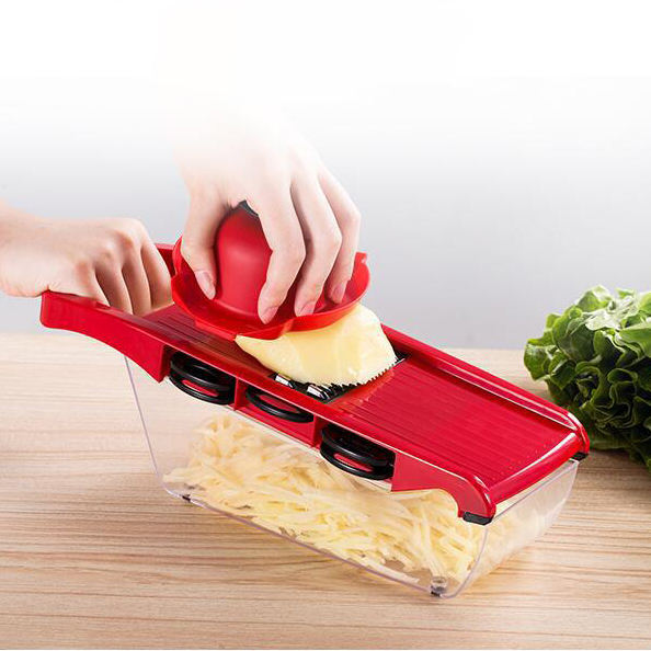 Hot Selling Vegetables Cutter Online Kitchen Gadgets Multifunction、High Quality Plastic Vegetable ChopperとCutter