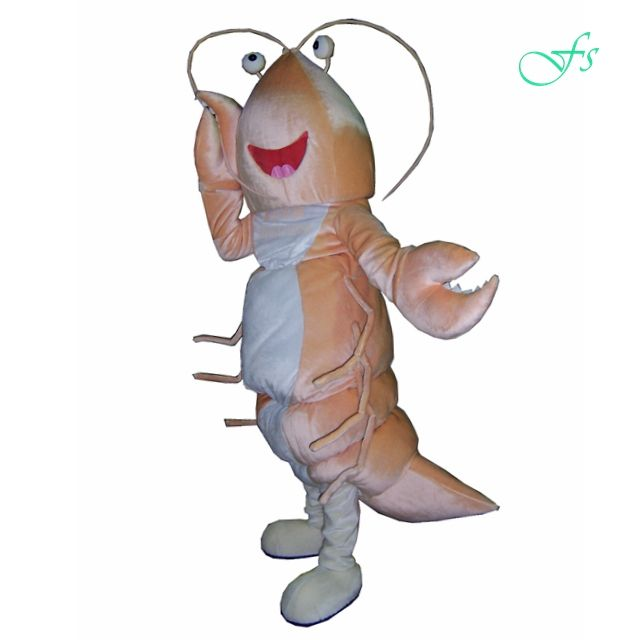 Shrimp dance costume China supplier