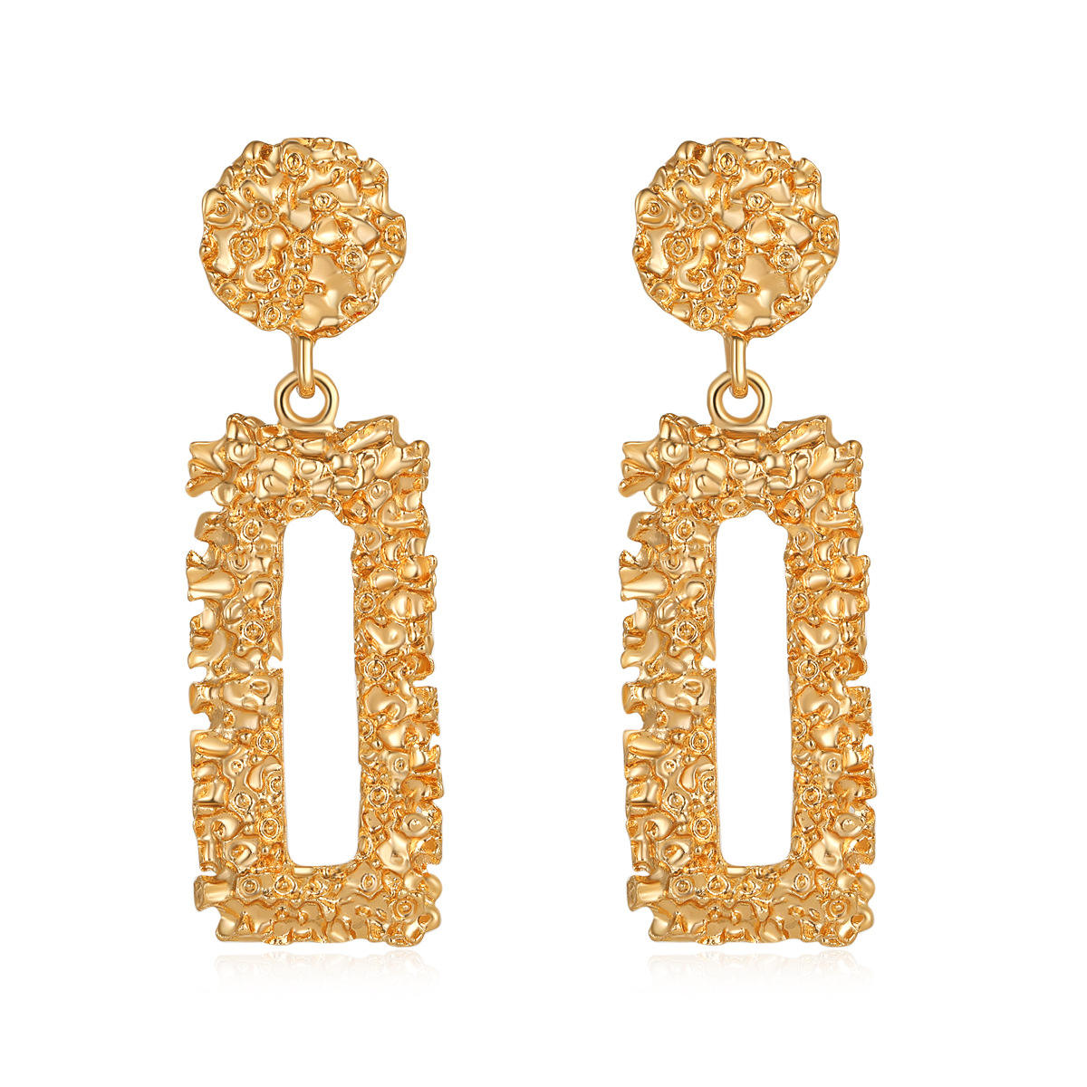 Fashion Accessories Zircon CZ Tassel Stud Earrings, Ladies Ear Ring Cute Trending Gold Earring Jewelry, earrings for women