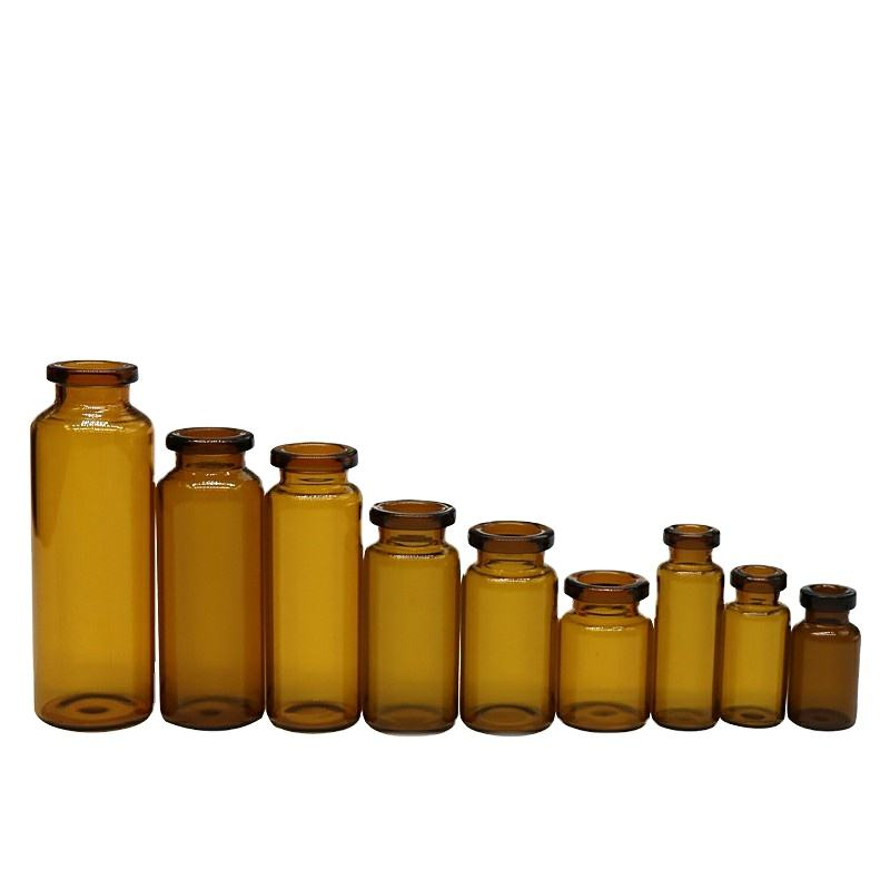 Customized Clear Amber Ampoules Vials For Pharmaceutical And Serum